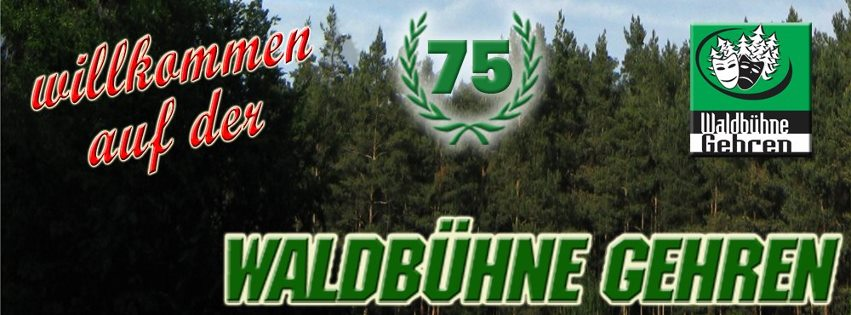 Waldbühne Gehren seit Jahren ein fester Termin!! Rock im Wald 2016 @ Waldbühne Gehren | Heideblick | Brandenburg | Deutschland