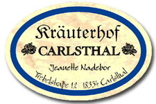 Wieder auf dem Kräuterhof - Carlsthal bei Jeanette - Pflicht Sommerreise für Monokel Fans!! @ Kräuterhof Carlsthal | Lindholz | Mecklenburg-Vorpommern | Deutschland