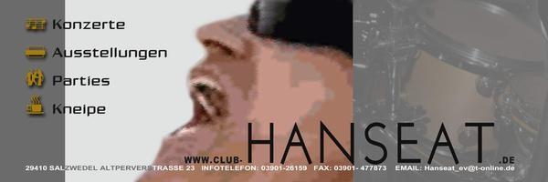 MONOKEL wieder im HANSEAT, auch und vorallem mit dieser BAND - logisch, geht ja gar nicht anders!! @ Hanseat | Salzwedel | Sachsen-Anhalt | Deutschland