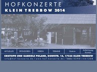 Speiches MONOKEL 2015 erstmals in Klein Trebbow bei den legendären Hofkonzerten! @ Konzertbühne | Neustrelitz | Mecklenburg-Vorpommern | Deutschland