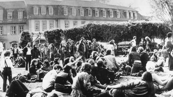 Hippies in der DDR