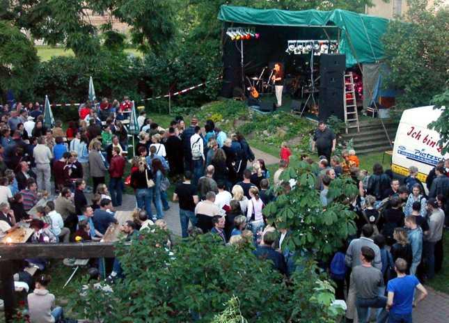 Schenkenberg Pfarrscheune - Open Air mit Jubiläums Band Monokel 40/70 ! @ Pfarrscheune Schenkenberg   Delitzsch   Sachsen   Deutschland