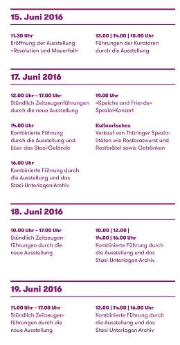 Stasi 4 Programm